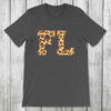 Daydream Tees State Leopard Florida