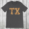 Daydream Tees State Leopard Texas