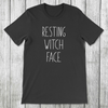 Daydream Tees Resting Witch Face