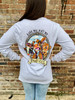Girlie Girl Originals Brand Of Cattle Ash LS