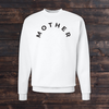 Daydream Tees Mother White Sweatshirt