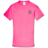 Southern Couture No Place Like Home SS Safety Pink