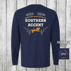 Girls 'Round Here Southern Accent Long Sleeve