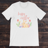 Daydream Tees Happy Easter Watercolor