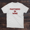 Daydream Tees Partners In Wine