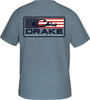 Drake Patriotic Bar Blue Jean