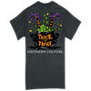 Southern Couture Trick or Treat Dark Heather SS
