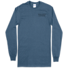 Southern Couture Angels Among Us Indigo Blue LS