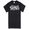 Southern Couture Blessed Black SS