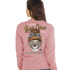 Simply Southern True Crime Crepe LS