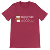 Daydream Tees Blood Type: Cold Brew