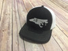 Low Country Clothing North Carolina Duck Black/White Hat