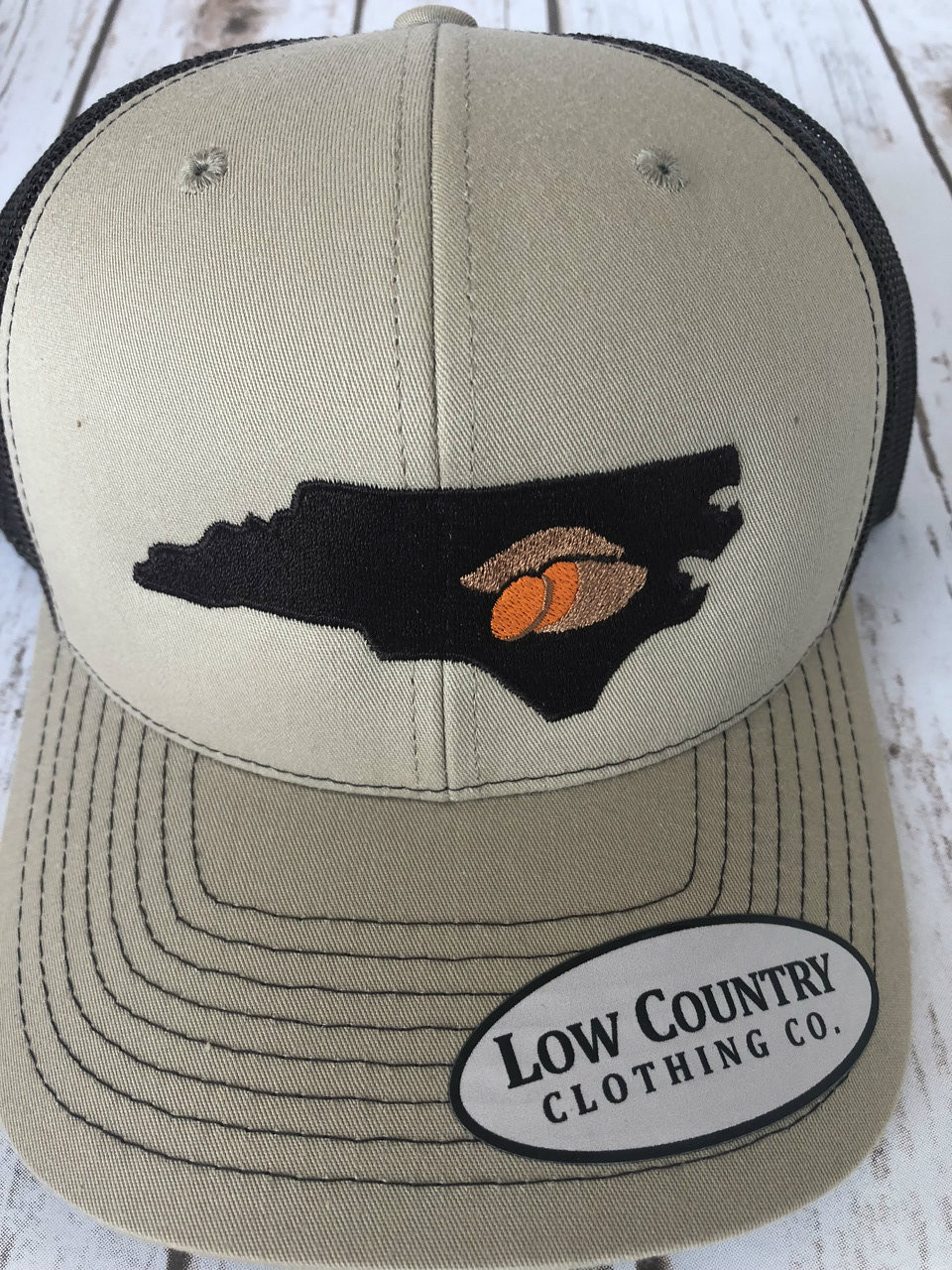 f456a9c48cb32 Low Country Clothing NC Sweet Potato Hat - Girls Round Here