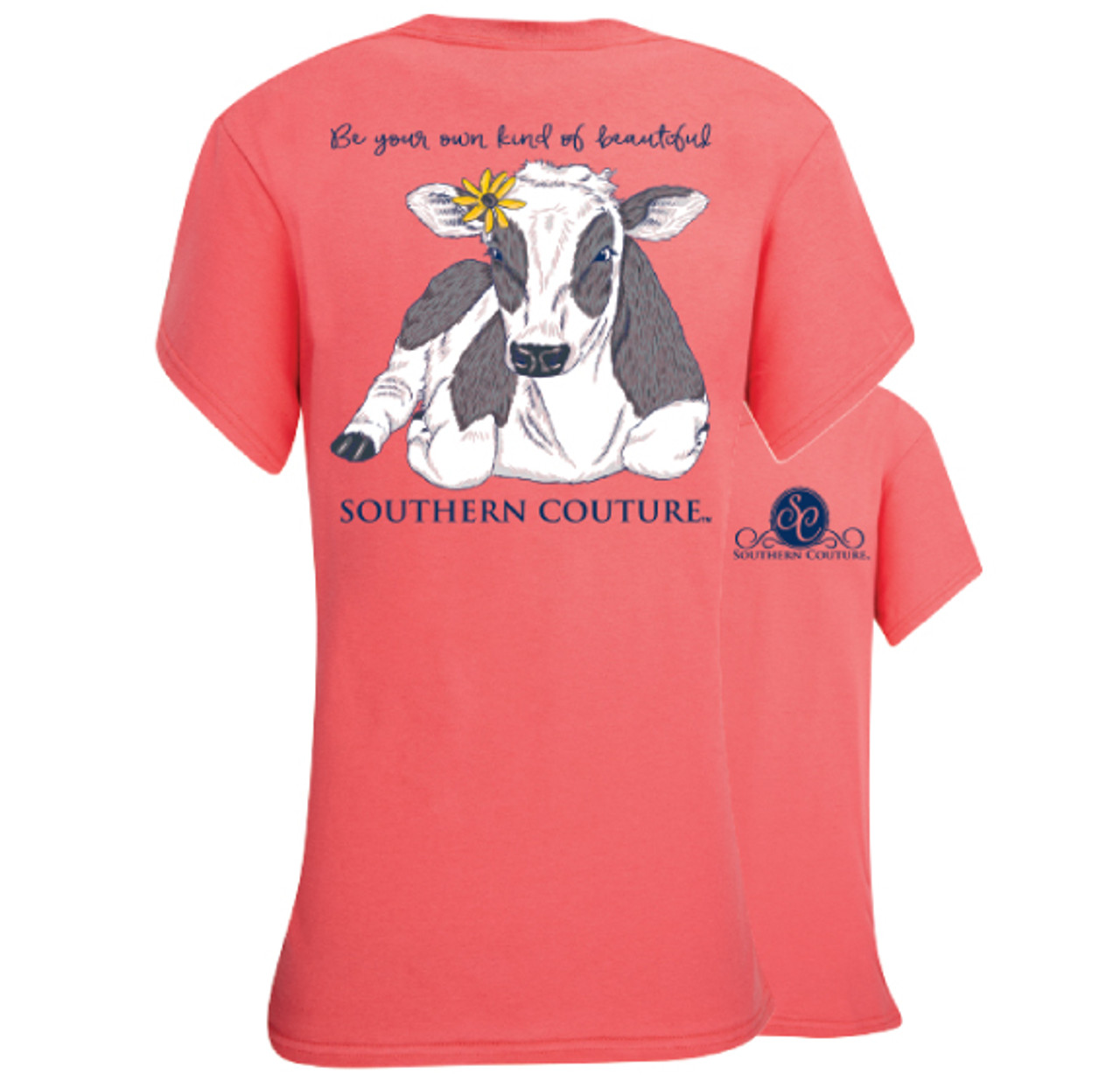 8d8b3f21 ... 213d1d80 Cow T-Shirts, Southern Couture Kind Of Beautiful Cow ...