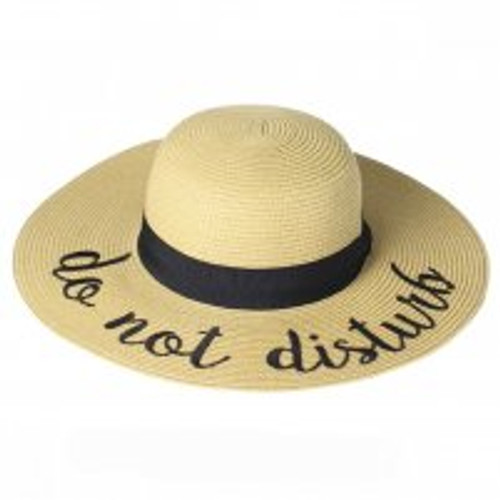846b1691700 Do Not Disturb Beach Hat