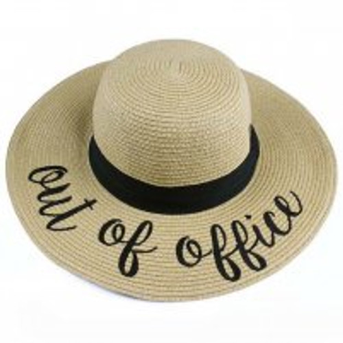 Out Of Office Beach Hat