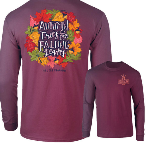 Southernology Autumn Leaves LS