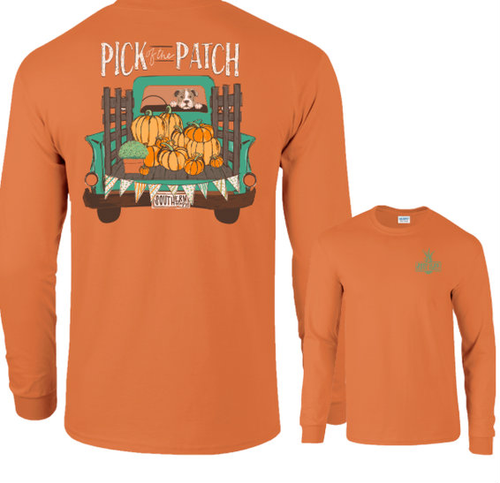 Southernology Pick Of The Patch LS