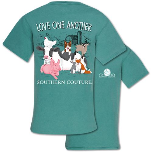 Southern Couture Love One Another