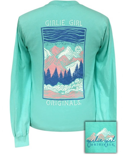 Girlie Girl Originals Mountain Line LS