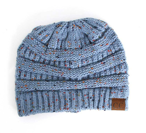 C.C. Speckled Beanie Denim