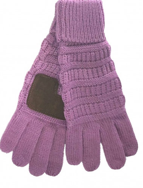 C.C New Lavender Gloves