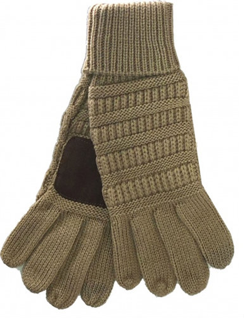 C.C Camel Gloves