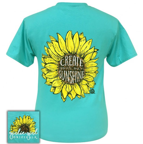Girlie Girl Originals Create Your Own Sunshine Scuba Blue