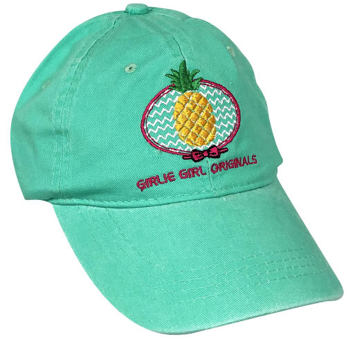 Girlie Girl Originals Pineapple Mint Hat