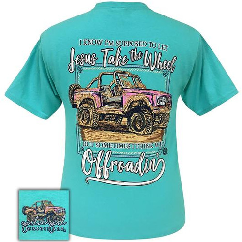 Girlie Girl Originals Offroadin' Scuba Blue