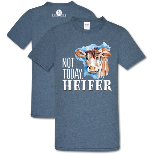 Southern Couture Not Today, Heifer Heather Indigo