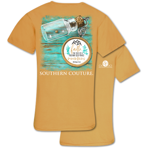 Southern Couture Size Of A Mustard Seed Mustard