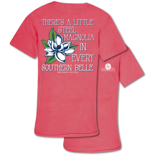 Southern Couture A Little Steel Magnolia Watermelon