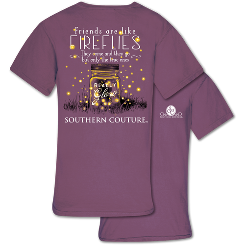 Southern Couture Friends Like Fireflies Berry