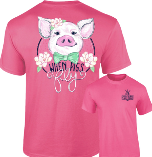 Southernology When Pigs Fly Pink