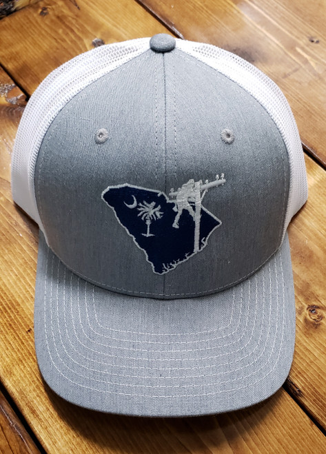 Crossroads Clothing SC Lineman Hat