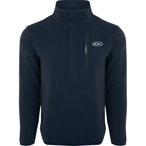 Drake Camp Fleece Pullover 2.0 Navy