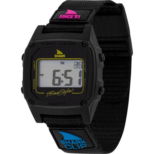 Freestyle Shark Classic Clip Primary Black Watch