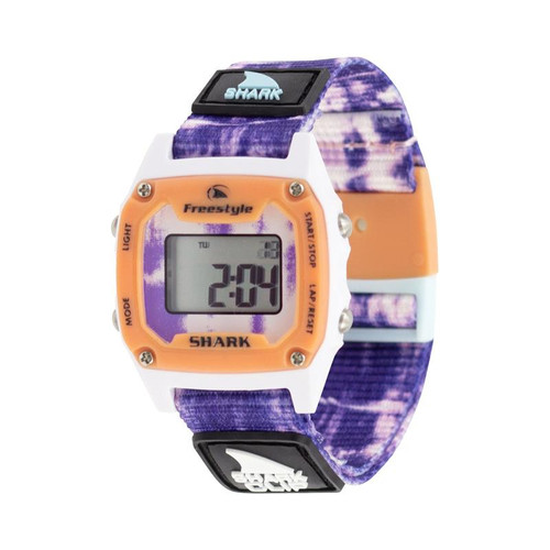 Freestyle Shark Mini Clip Purple Burst Watch