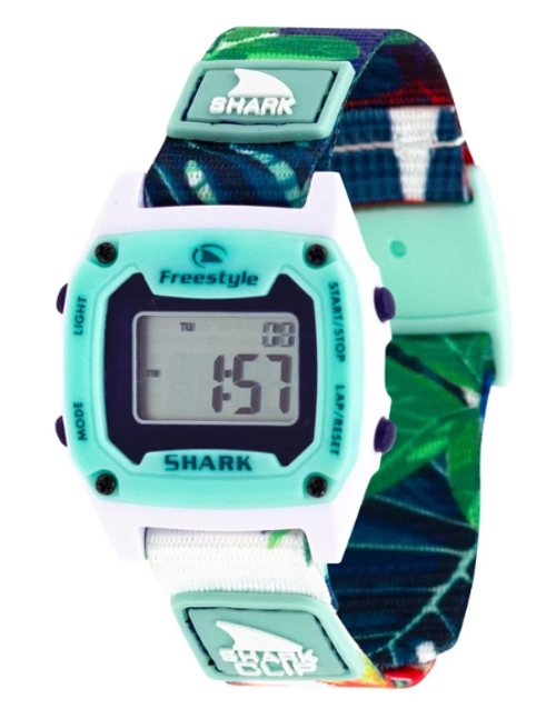 Freestyle Shark Mini Clip Paradise Green Watch