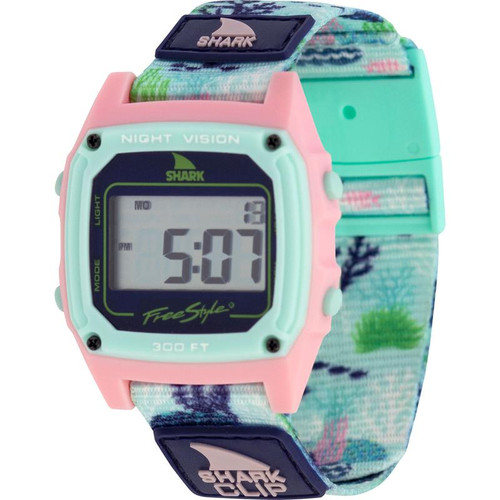 Freestyle Shark Classic Clip Under The Sea Watch