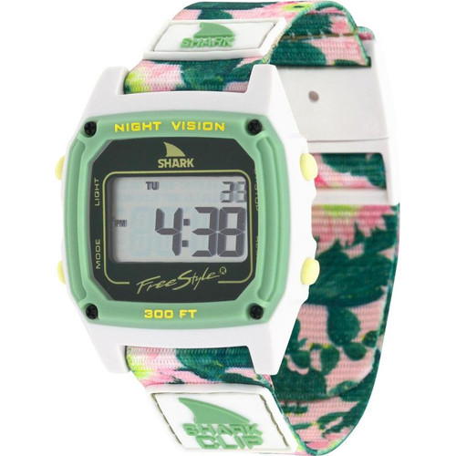 Freestyle Shark Classic Clip Prickly Pear Green Watch