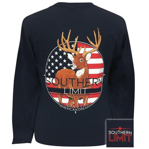Southern Limit American Deer Scope Midnight Navy LS