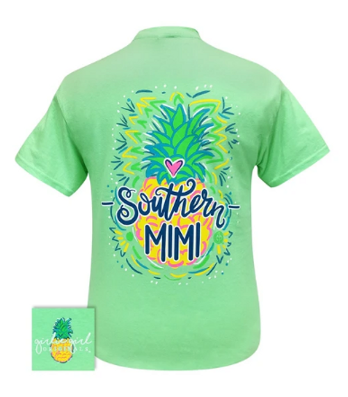 Girlie Girl Originals Southern Mimi-Mint Green