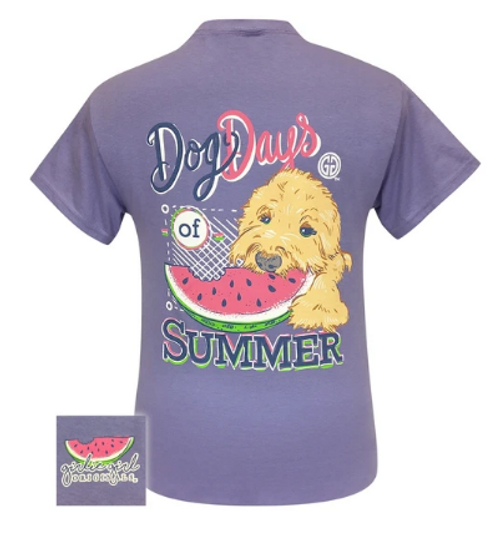 Girlie Girl Originals Dog Days-Violet