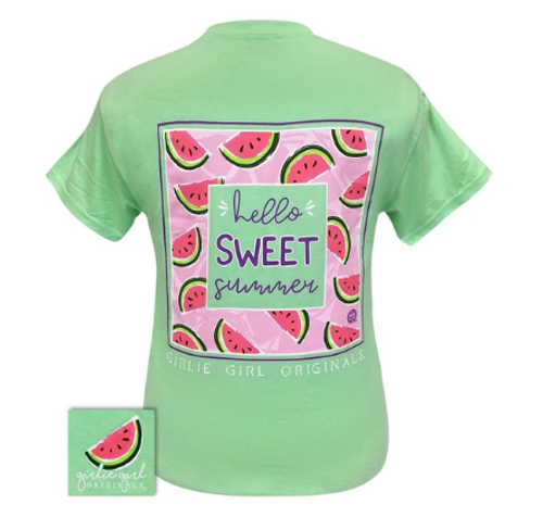 Girlie Girl Originals Hello Sweet Summer-Mint
