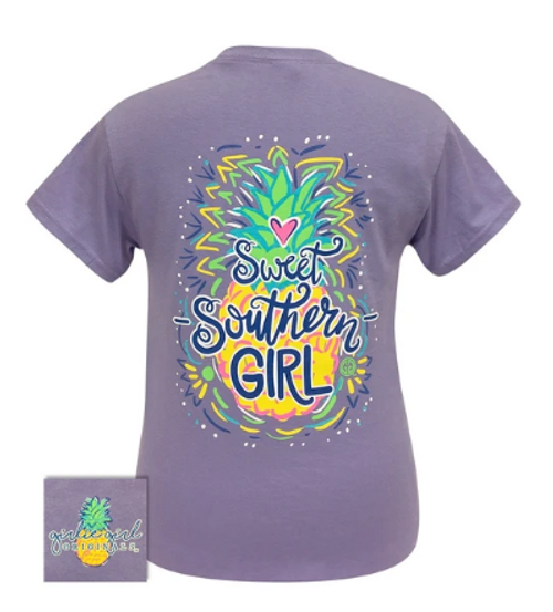 Girlie Girl Originals Sweet Southern Girl-Violet