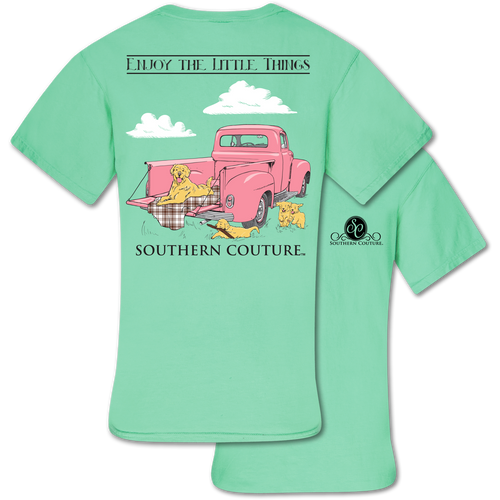 Southern Couture Comfort Vintage Truck