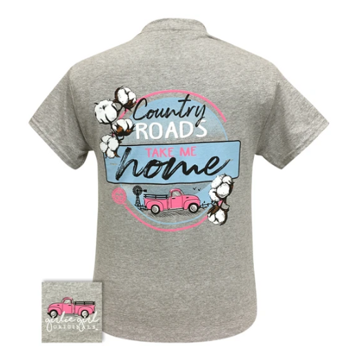 Girlie Girl Originals Country Roads Sport Grey