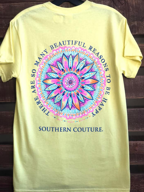 Southern Couture Beautiful Reasons Cornsilk